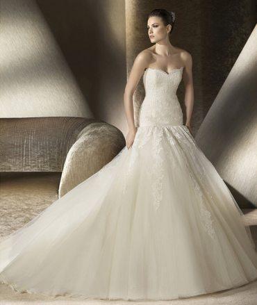 8a3a31031146 San Patrick Glamour abiti da sposa 2012 2